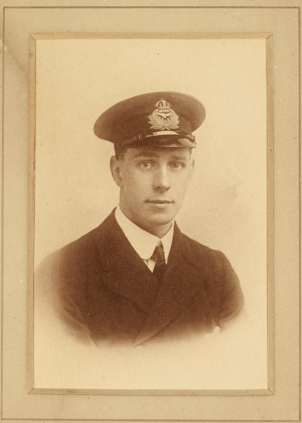 George Hodges Herriot, killed in an accident, November 1917