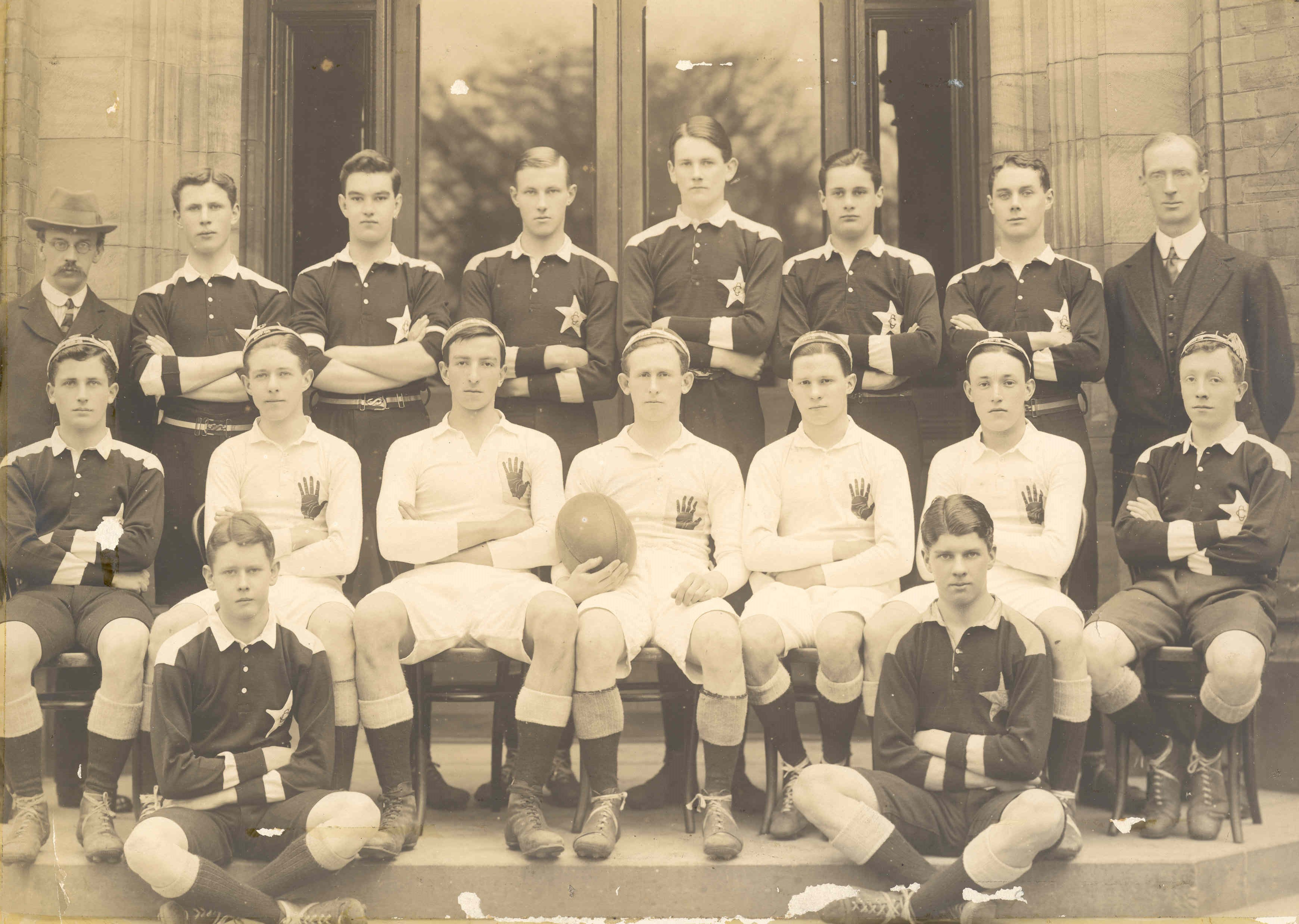 1st Rugby XV, 1914-15